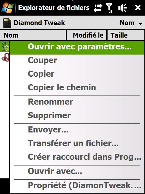 Extension explorateur de fichier Screen12