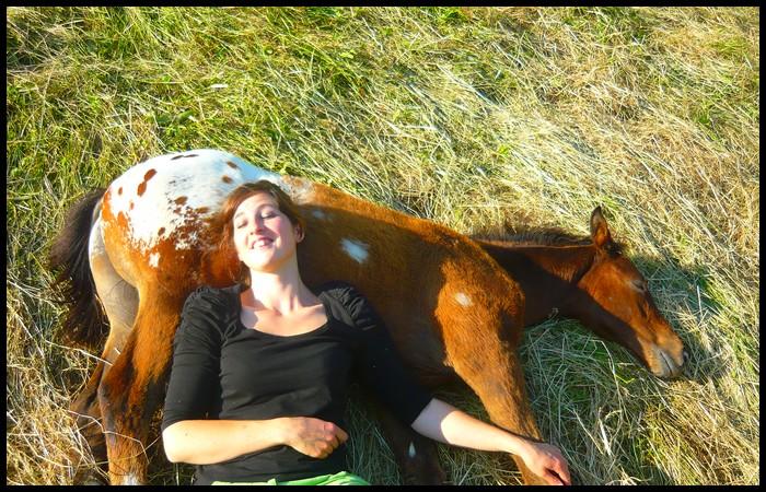 NOUVEAU CONCOURS PHOTO : la sieste à cheval ! Siaste10