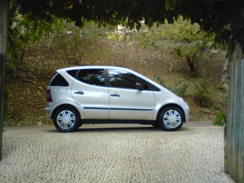 Vendo Classe A 160 Classic - 22.700km - BH / MG - VENDIDO Dsc00111