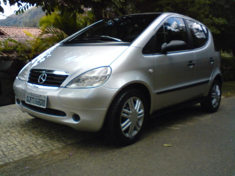Vendo Classe A 160 Classic - 22.700km - BH / MG - VENDIDO Dsc00112