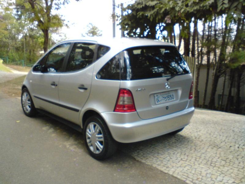 Vendo Classe A 160 Classic - 22.700km - BH / MG - VENDIDO Dsc00113