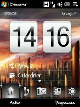 Htc Black Icone raphael Beta Screen10