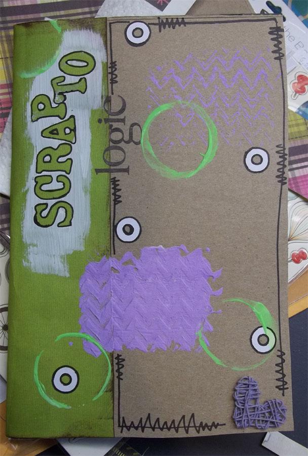 Mon journal créatif! Scrapt11