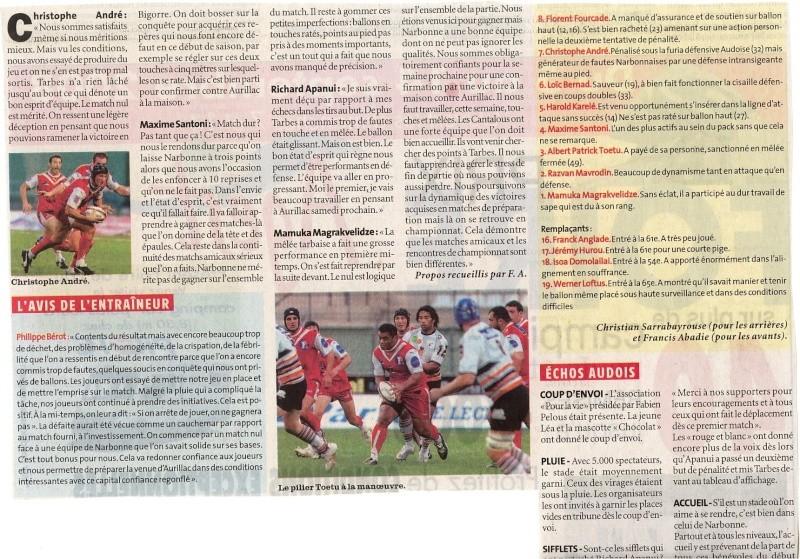 Nouvelle République des Pyrénées - Page 2 Lund210