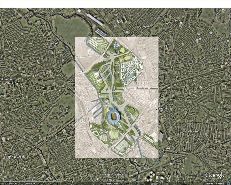 Sites des Jeux Olympiques de Londres 2012 Futur_11