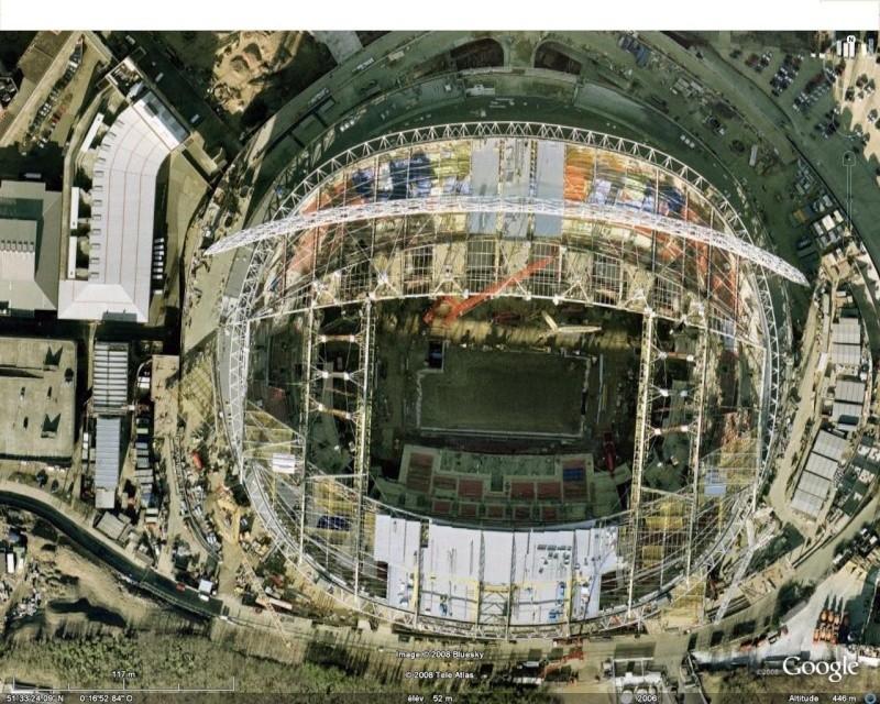 Sites des Jeux Olympiques de Londres 2012 Stade11