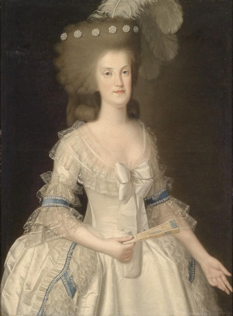 Portraits de Marie-Caroline, Reine de Naples, soeur de Marie-Antoinette Kanigi14