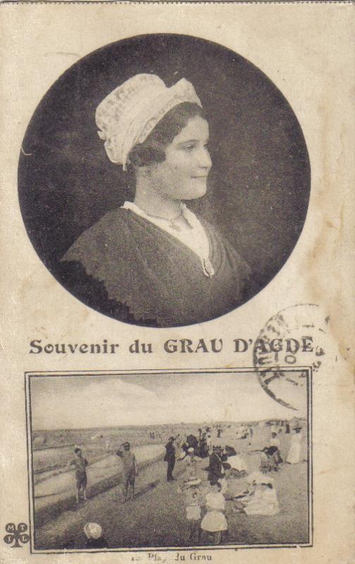 Grau d'Agde 1920 82a111