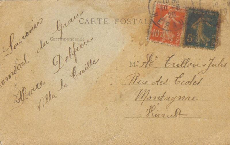 Grau d'Agde 1920 D8b010