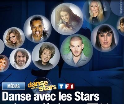 Danse avec les stars. Danse10