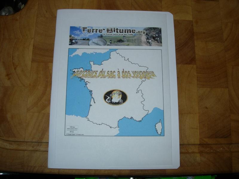 Le Sac a Dos Voyageur . Cahier11