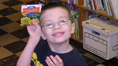 Kyron Horman, aged 7, went missing at his school. 15659710