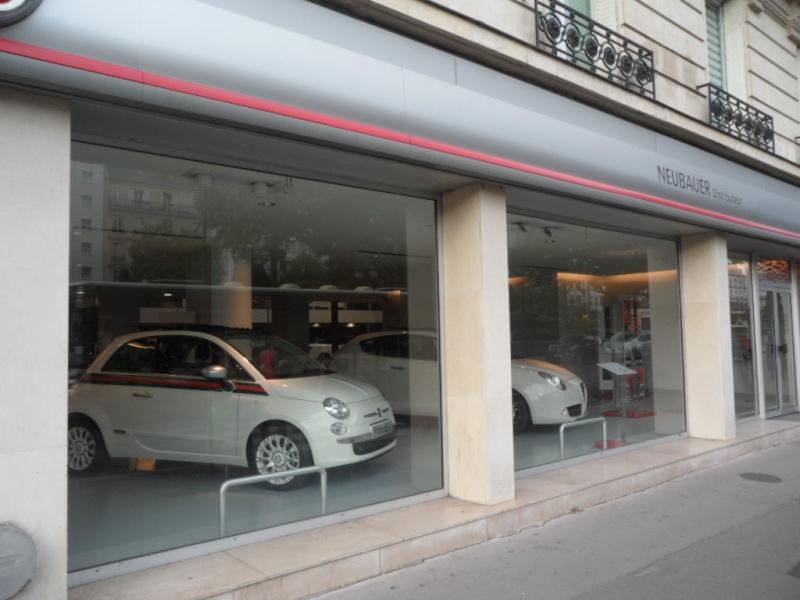 Vw en France - la concession VW Diffusion à Neuilly Sam_1211