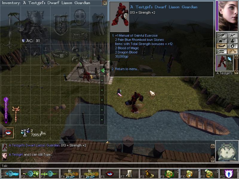 Item Customization Improvements (split) Dwarft10