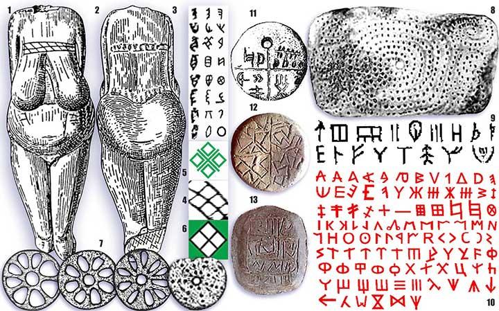 Артефакты и исторические памятники Pic-0610