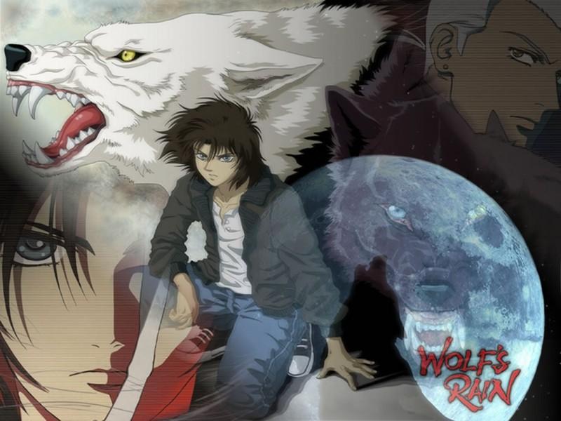 Wolf 's Rain Kiba-a10
