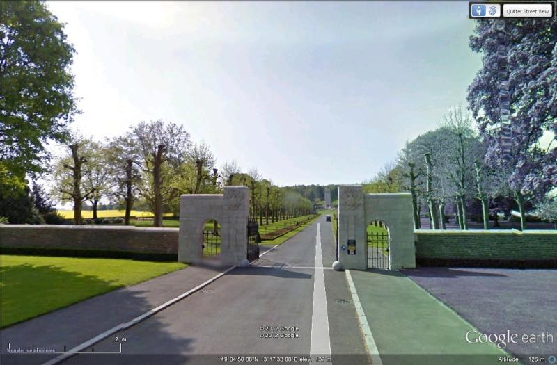 A la découverte des mémoriaux et cimetières militaires - Page 3 Bellea14