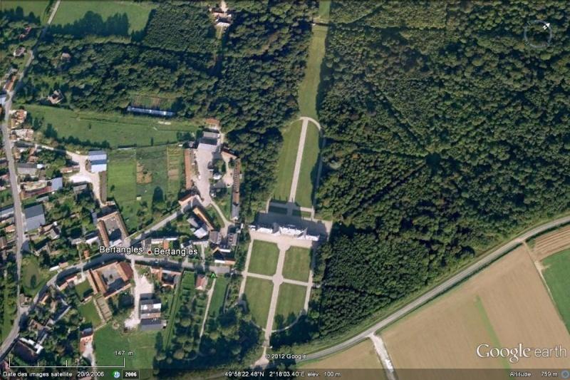 A la découverte de la Somme avec Google Earth - Page 4 Chatea12