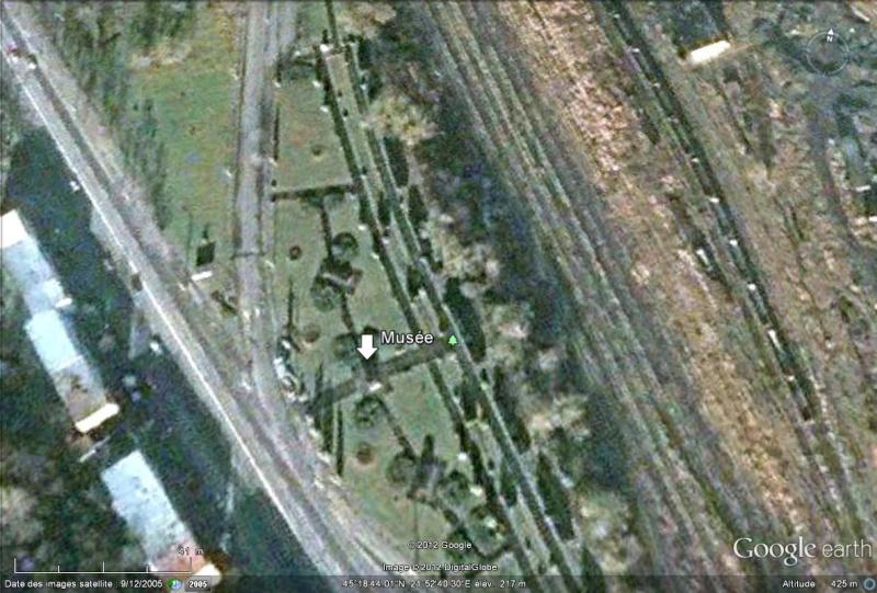 [Roumanie] - Le Musée de la locomotive Resita  Musae10