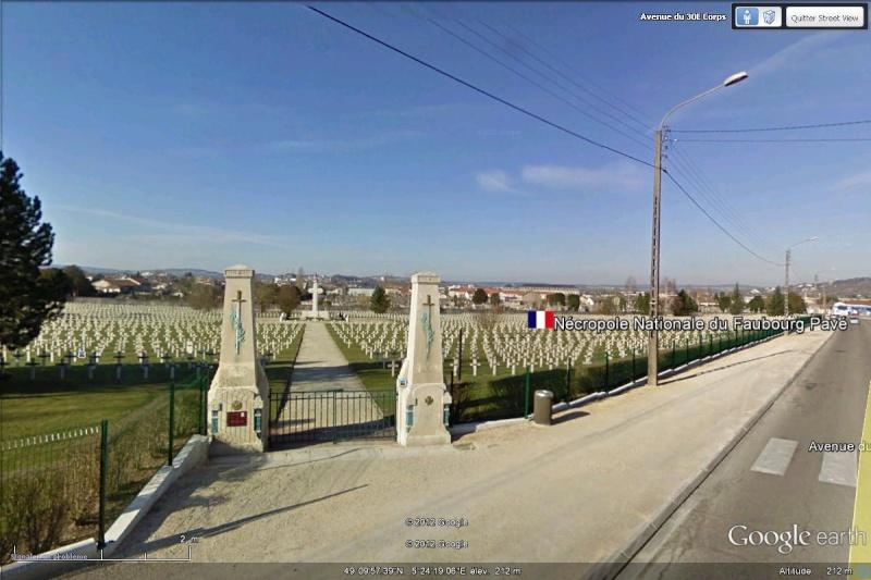 A la découverte des mémoriaux et cimetières militaires - Page 3 Street11