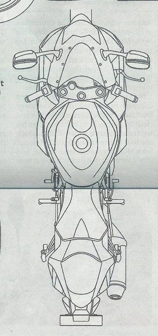 Suzuki 750 600 GSX-R 2011 2012 2013 Mcnthe11