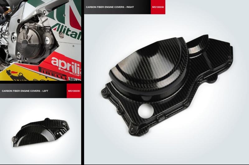 Catalogue Racing  2011 Pour RSV4  Page810
