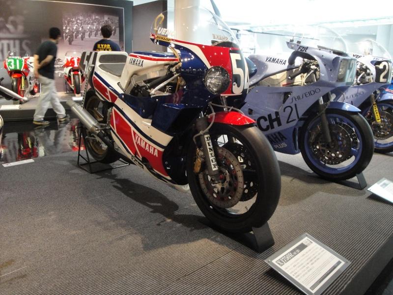 Yamaha XJ750R 1984 TT-F1 Resize10
