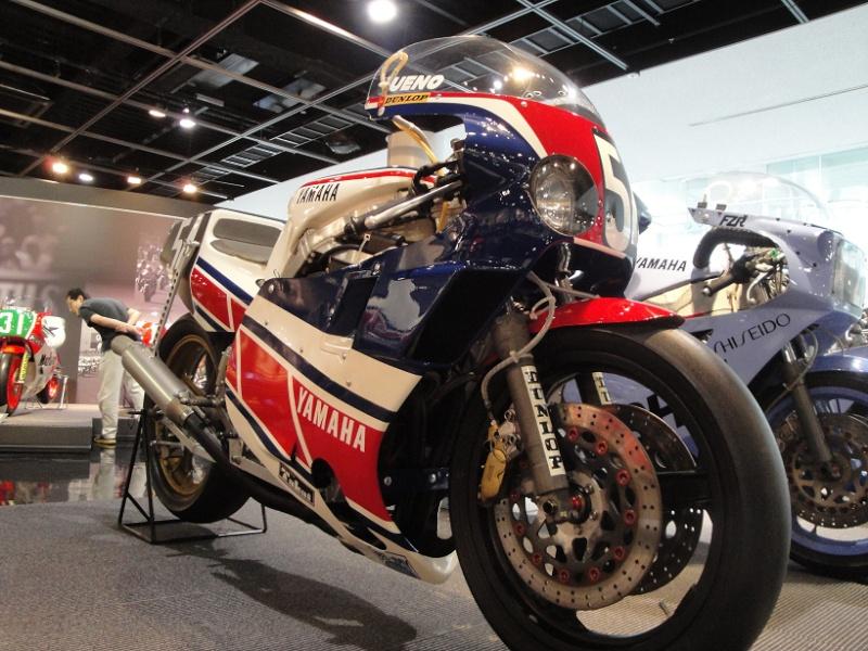 Yamaha XJ750R 1984 TT-F1 Resize12