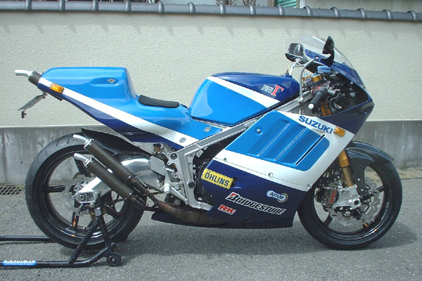 Suzuki 500 RG - Page 2 Rgwork10