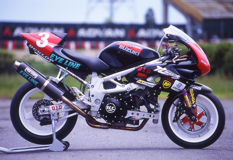 Suzuki 1000 TL R/S Tl01b10
