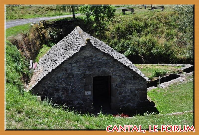 Moulin à eau de La Gazelle (Segur les Villas) Dsc_4410