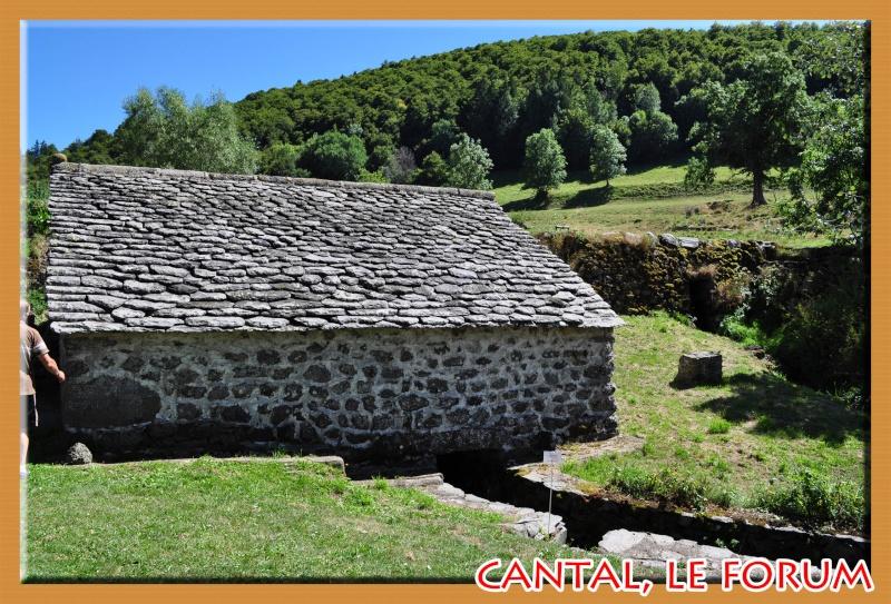 Moulin à eau de La Gazelle (Segur les Villas) Dsc_4411