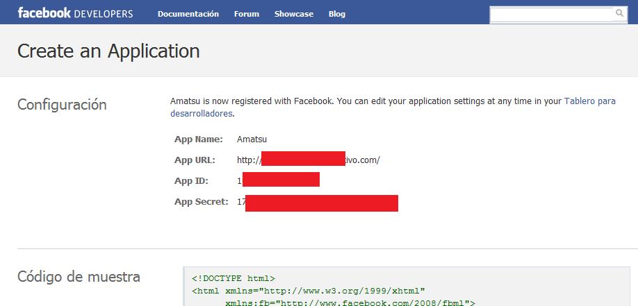 Facebook Conect me marca error Captur14