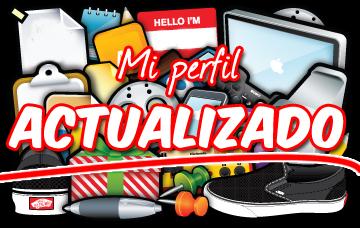 Nueva Actualizacion: Campos del Perfil Mi_per10