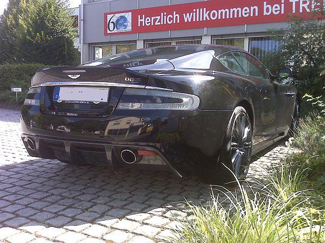 Aston Martin DBS - Carbon Edition 190