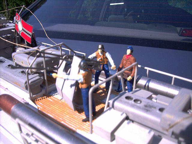 Revell Schnellboot S100 1/72 - FERTIG - Seite 3 2_gesc10