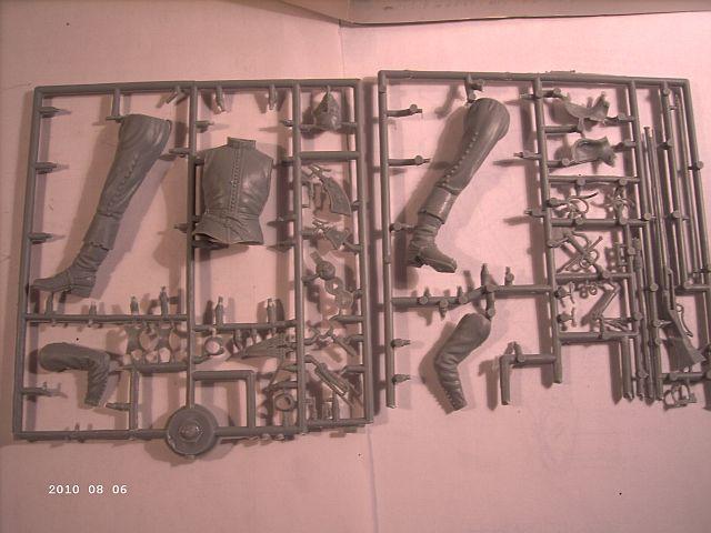 MiniArt - Franz. Musketier 17. Jahrhundert Artikel 16009 in 1zu16 319