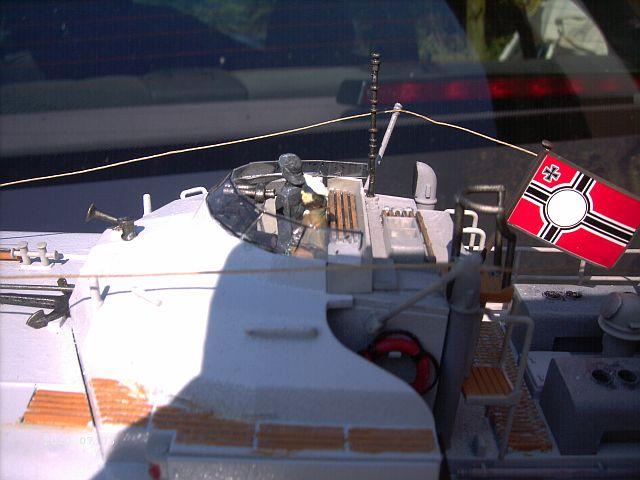 Revell Schnellboot S100 1/72 - FERTIG - Seite 3 3_brac10