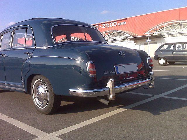 Mercedes Benz 220S - Vorbildfotos 443