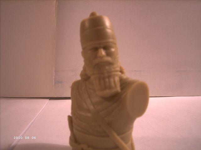 Verlinden 908 - 120mm Figur Assyrischer König 516