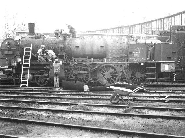 Dampflok 74 1192 in Witten 74_kle10