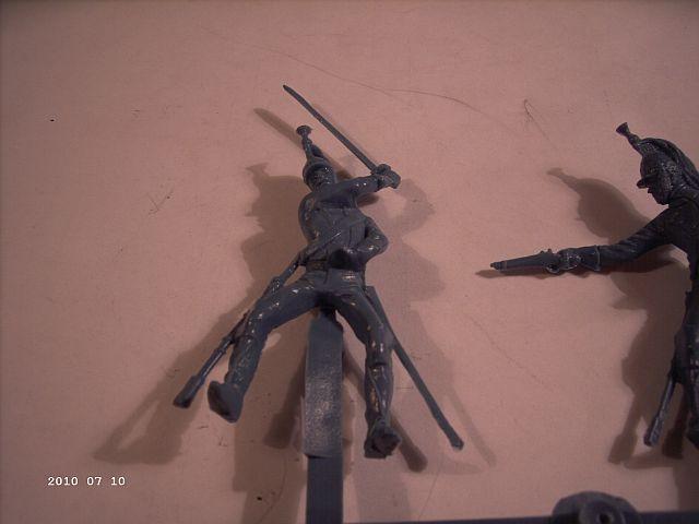 A call to arms - Französische Dragoner 1815 in 1zu32 - Vorstellung 812