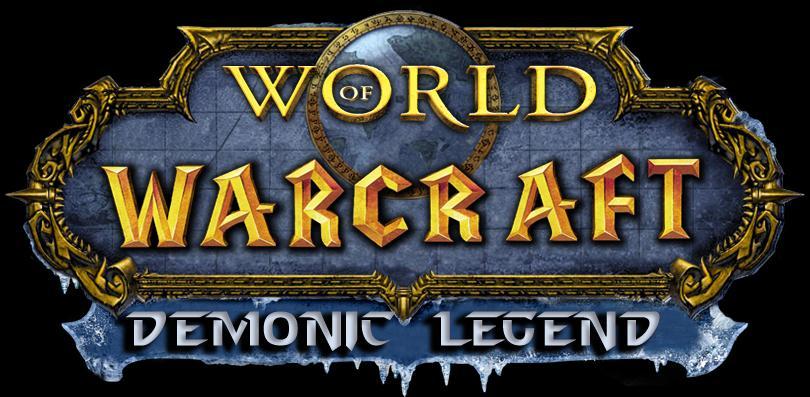 WoW Demonic Legend