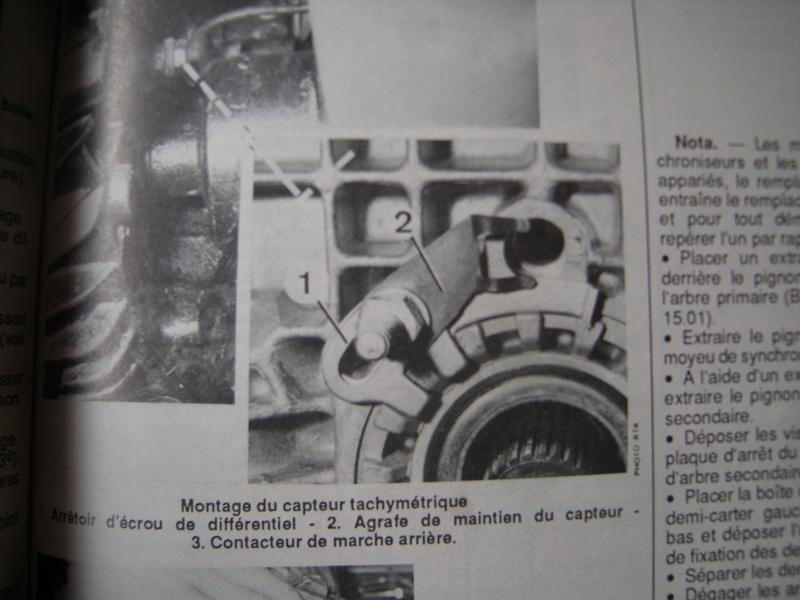 fuite boite de vitesse (un1) r25 v6 turbo 182 ch Dscn2410