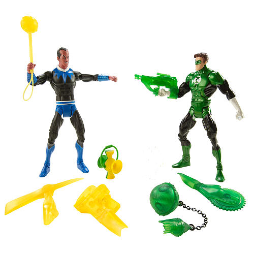 Green Lantern DC universe Classics 2pack Sinestro vs Hal Jordan Ptru1-11