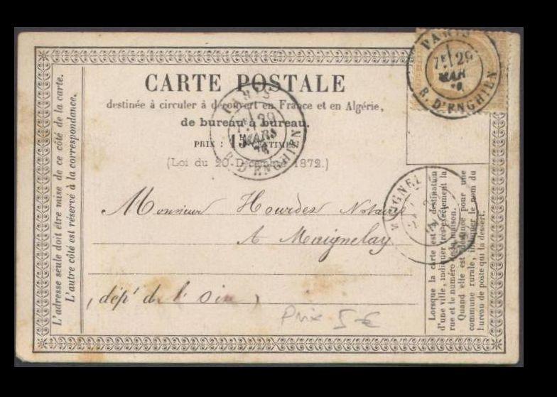 Fin de l'étoile parisienne, mars 1876 Cp_tad10