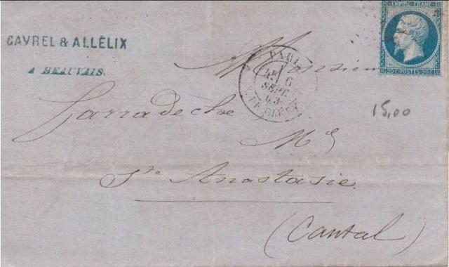Fin de l'étoile parisienne, mars 1876 Etoile10