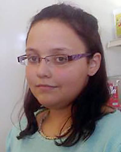 EMILIE ORDINIZA and SHANE GRANVILLE -14 yo and 15 yo (2011) - Las Vegas NV Emilie10