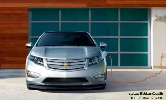 شيفروليه فولت: سيارة لا تذهب لمحطة البنزين أبداً.. لأنها تشحن مثل الهاتف الجوّال 214