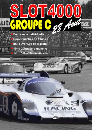Courses Slot 4000 Groupe10
